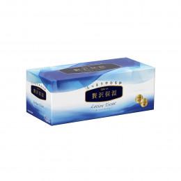 Салфетки бумажн. экстрауспокаивающие elleair PREMIUM LOTION с глиц.,колл.,гиал.кисл.(в кор.,200 шт)