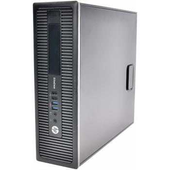 Компьютер HP EliteDesk 800 G1 SFF (i7-4770/16/120GB/1TB/HD7570)
