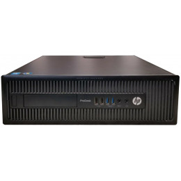 Компьютер HP ProDesk 600 G1 SFF (i7-4770/32/500+120 SSD/GTX 1050ti 4Gb)