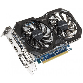 Видеокарта Gigabyte GeForce GTX 750 Ti 2Gb 128bit OC GDDR5 (GV-N75TOC-2GI)