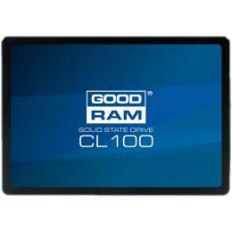 """Накопитель SSD 2.5"""" 120GB GOODRAM (SSDPR-CL100-120)"""