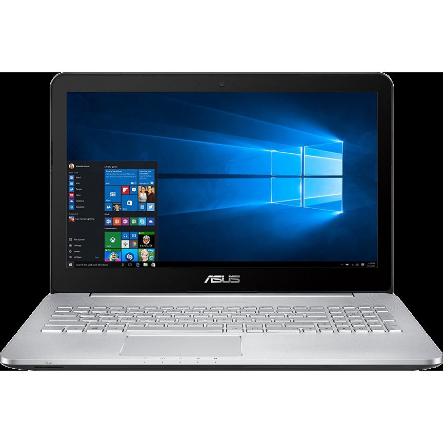 Ноутбук Asus VivoBook N552VW-FI202T (i7-6700HQ/16/1TB/256SSD/GTX960m-4Gb) - Class A