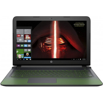 Ноутбук HP Pavilion 15-AK001NS (i7-6700HQ/8/128SSD/1Tb/GTX950M-4Gb) - Class A