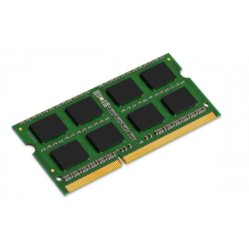 Оперативная память SO-DIMM DDR3 Kingston 4Gb 1333Mhz