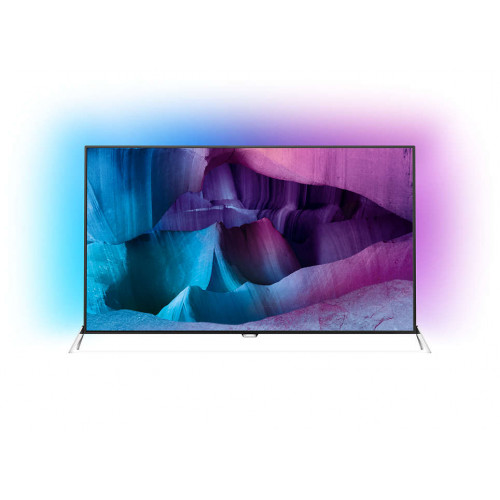 "Телевизор 48"" Philips 48PUS7600/12 (UHD/SmartTV/3D) - Class B"