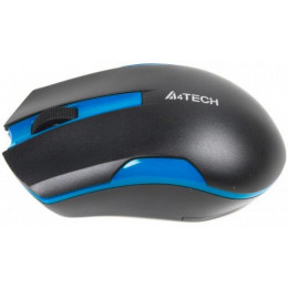 Мышка A4tech G3-200N Black+Blue
