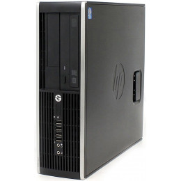 Компьютер HP Compaq 8000 Elite Tower (Q6600/4/250/Radeon 7570)