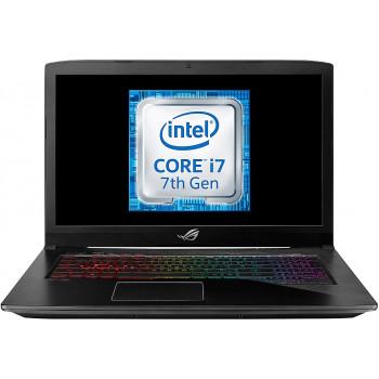 Ноутбук Asus ROG Strix GL503VM-ED032T (i7-7700HQ/16/128SSD/1Tb/GTX1060-6Gb) - Class A