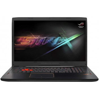 Ноутбук Asus ROG Strix GL702VM-BA322T (90NB0DQ1-M04570)(i7-7700HQ/16/256SSD/1Tb/GTX1060-6Gb) - RENEW