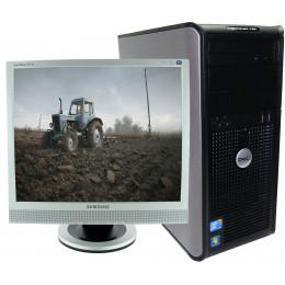 "Комплект Компьютер Dell Optiplex 780 MT (E8400/4/250) + Монитор 19"" Samsung 913TM"