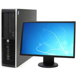 "Комплект Компьютер HP Compaq 6300 Pro SFF (i5-3570/8/120SSD) + Монитор 22"" Samsung 2243BW"