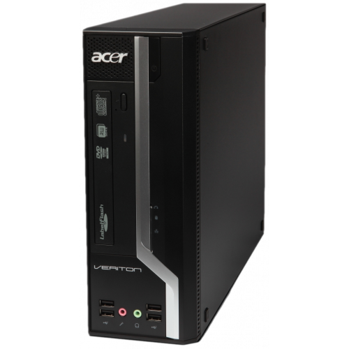 Компьютер Acer Veriton X2610G SFF (i3-2100/4/120SSD/HD7570)