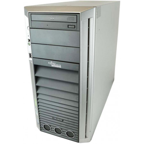 Компьютер Fujitsu Celsius M460 Tower (E8400/4/250)