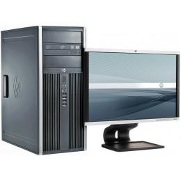 Комплект Компьютер HP Compaq 6000 Elite MT (E8400/8/250/HD7570) + Монитор 22 HP LA2205wg