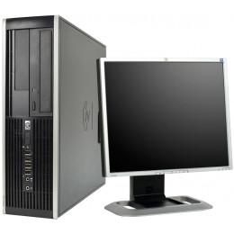 """Комплект Компьютер HP Compaq 6305 Pro SFF (A4-5300B/8/500) + Монитор 19"""" HP LP1965"""