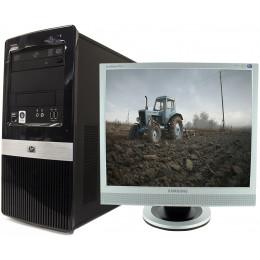 "Комплект Компьютер HP Compaq DX 2450 MT (Phenom x3 8650/8/500) + Монитор 19"" Samsung 913TM"