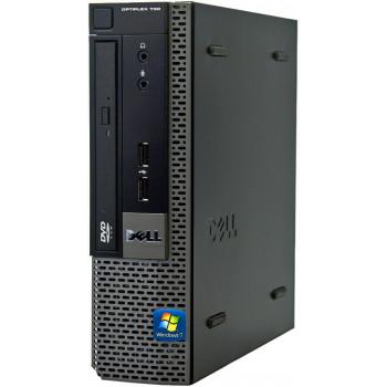 Компьютер Dell Optiplex 790 USFF (i3-2120/4/120SSD)