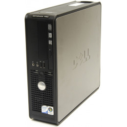 Компьютер Dell Optiplex 760 SFF (E5200/4/160)